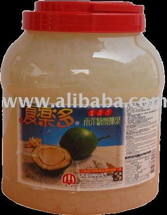 Coconut Jelly (Nata de Coco)