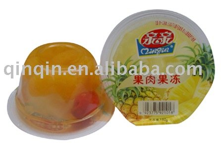 160g real fruit fruit jelly