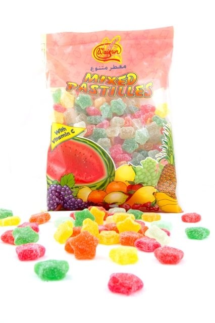 Twinkle Star Gummy Candy, Confectionery