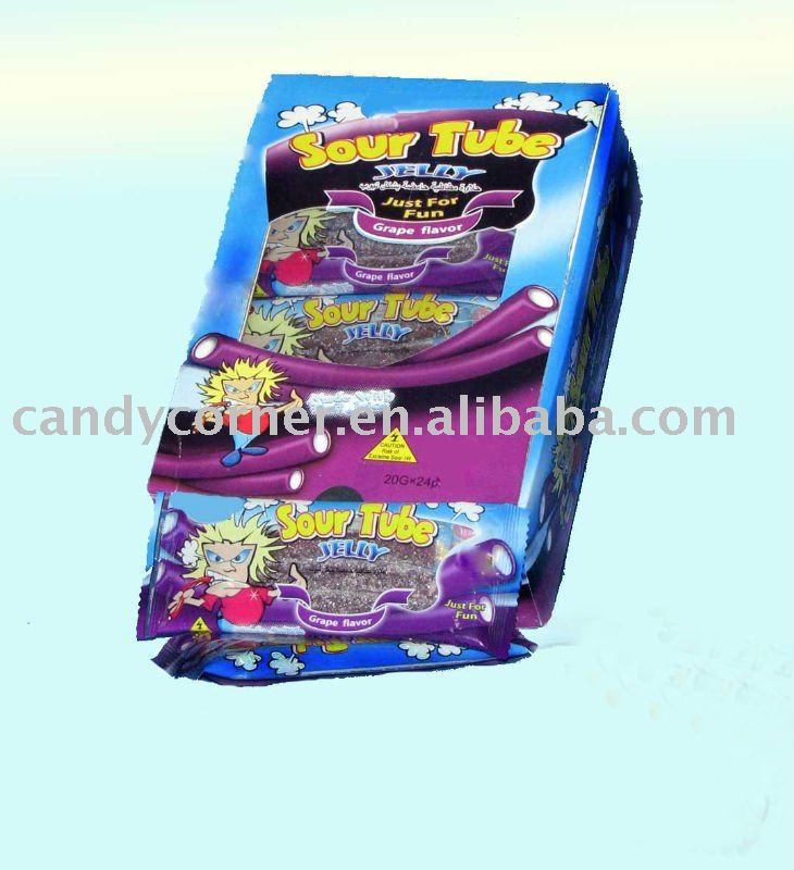 sour stick gummy candy