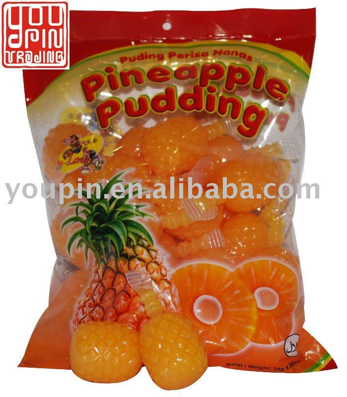 Pineapple Pudding/Fruit Jelly