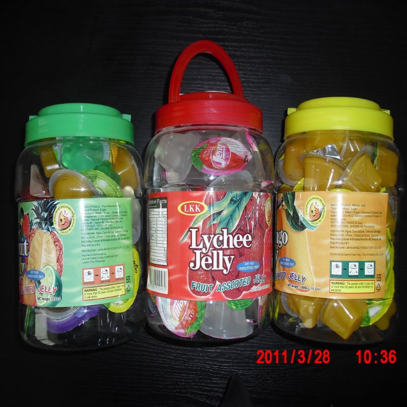 LKK jelly  35 grams per piece
