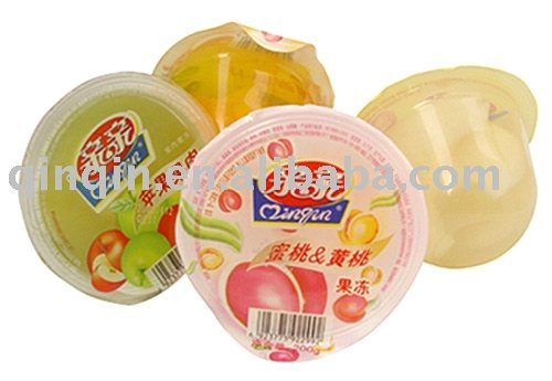 200g real fruit in jelly