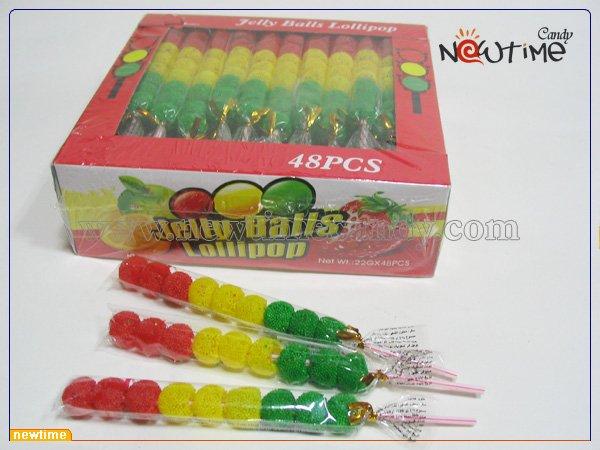 Jelly Lollipop,Jelly Candy