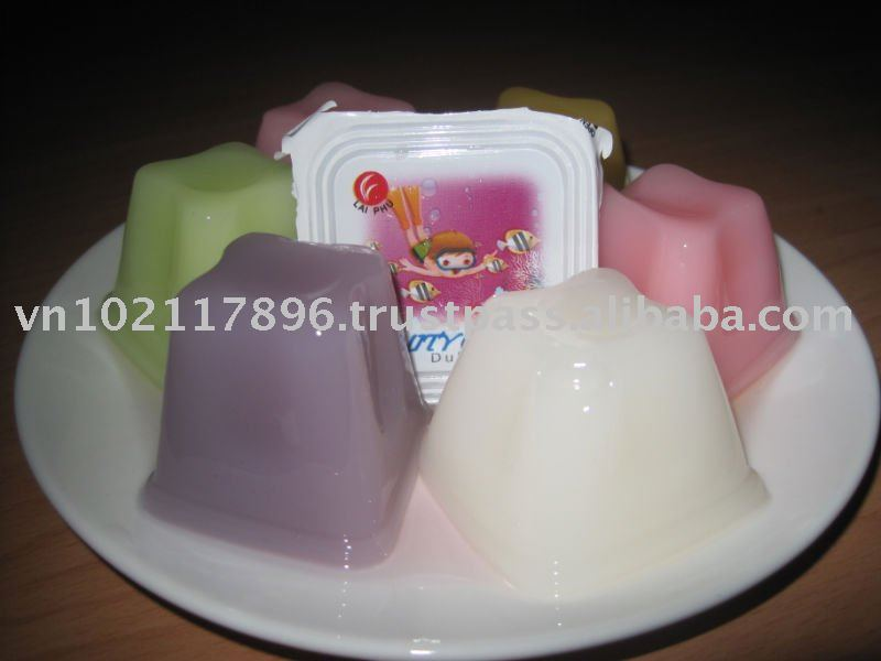 Fruit Jelly Pudding 35g