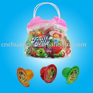 Fruity Jelly Cup