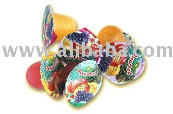 Bulk of Packing > P001 Mini Jelly Cup - HAN SHUO FOOD CO.,LTD Taiwan