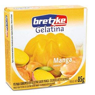 Jelly:Gelatin Mango 85g