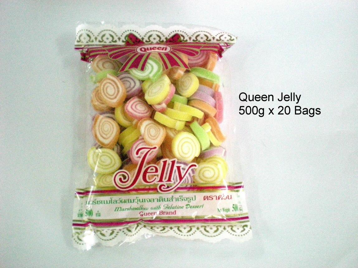 Queen Jelly (Swiss Roll)