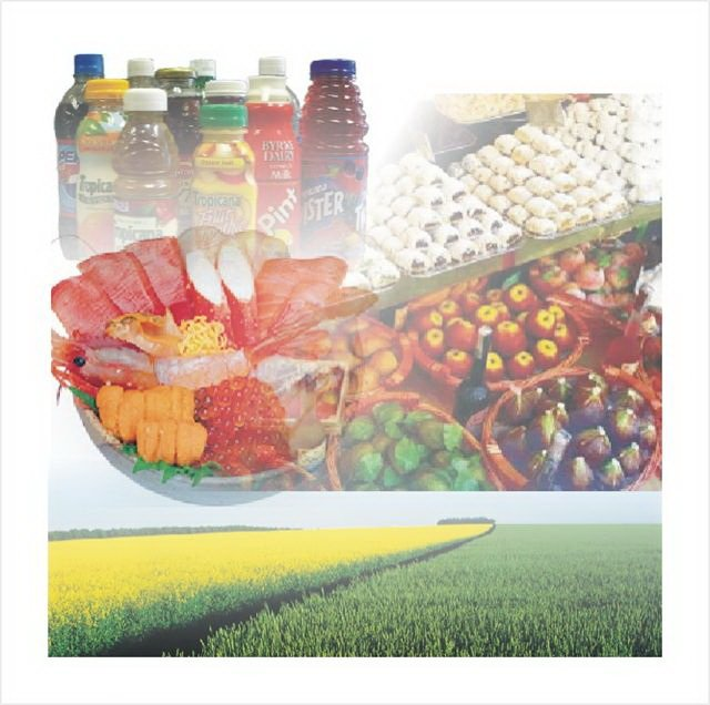 Agro , Marine   Other Food  Products  And Beverages