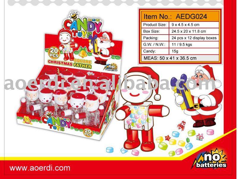 transfer Christmas toy