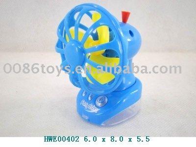mini fan candy toy