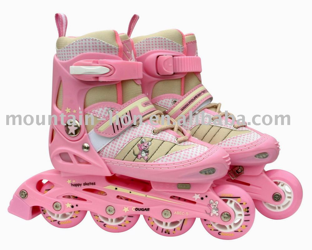 inline skates  with a set MS707PS