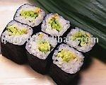 kosher certified ocean seafood sushi nori