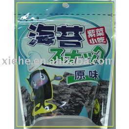 Seasoned seaweed (natural flavor,snack)