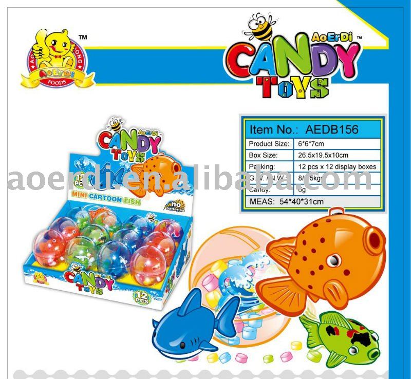 surprice egg candy toy