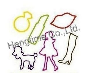 trendy girl shaped novelty intellective  puzzle  toy