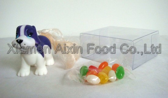 cute dog toy candy