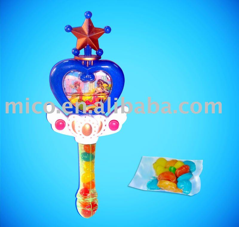 Magic Stick Toy Candy
