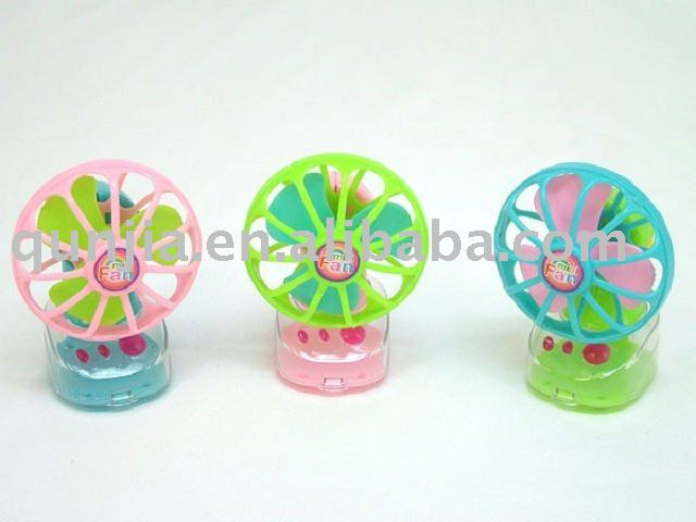 candy toy fan