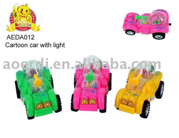 octopus  car toy sweetAEDA012