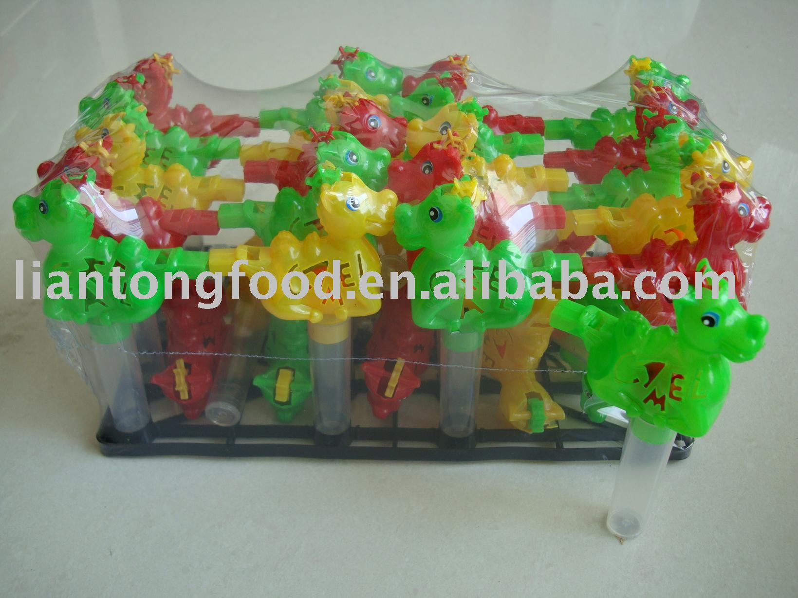 Camel toy candy
