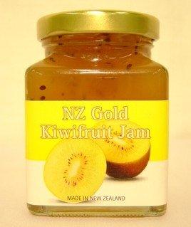 Gold Kiwifruit Jam Products New Zealand Gold Kiwifruit Jam Supplier