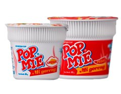 Pop Mie Goreng instant