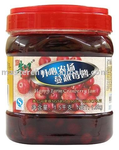 Happy Farm Cranberry Jam