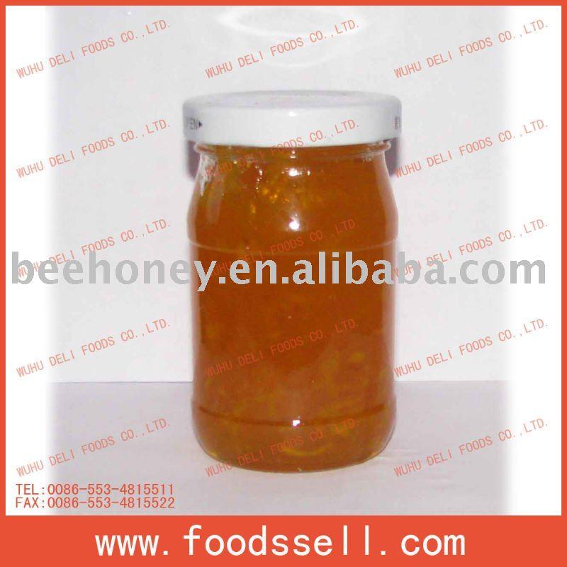 Canned Orange Jam