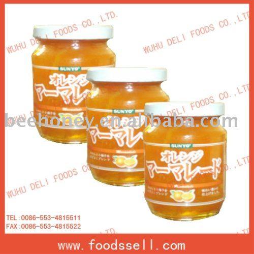 how to make orange jam at home