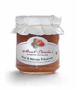 Kiwi & Mango Preserves