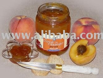 Peach Kosher jam