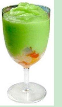 Ice Blended  Changi Green