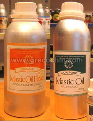 MASTIC OIL AND MASTIC OIL FLAVOR products,Greece MASTIC OIL AND