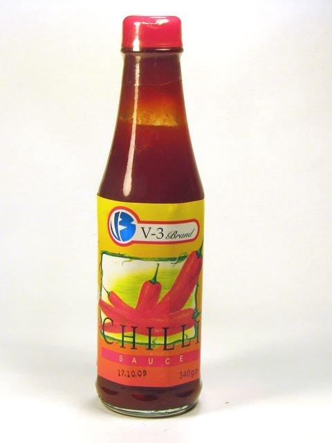Singapore chili sauce