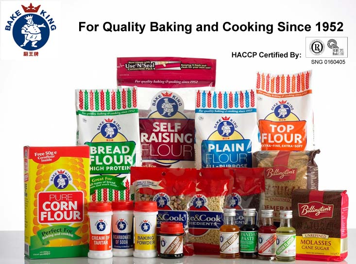 Baking ingredients suppliers