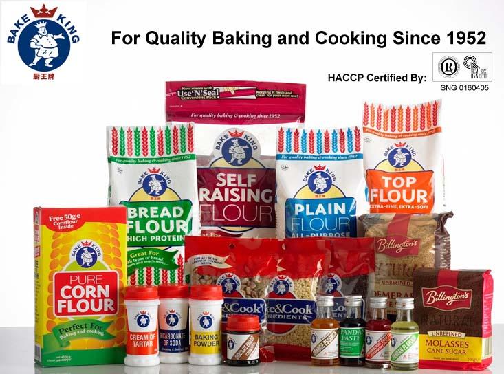 Baking ingredients suppliers
