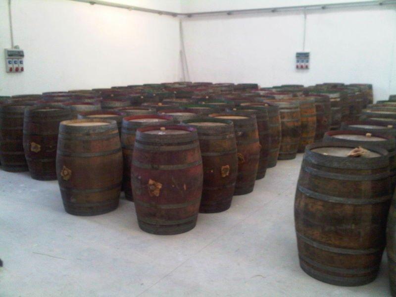 Used Oak Barrels Productsspain Used Oak Barrels Supplier