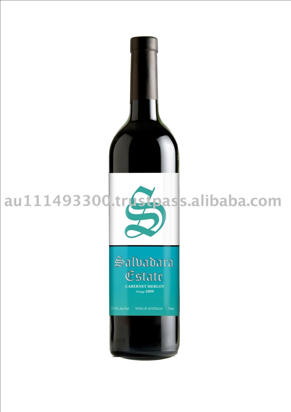 Australian Red Wine (Cabernet Merlot)