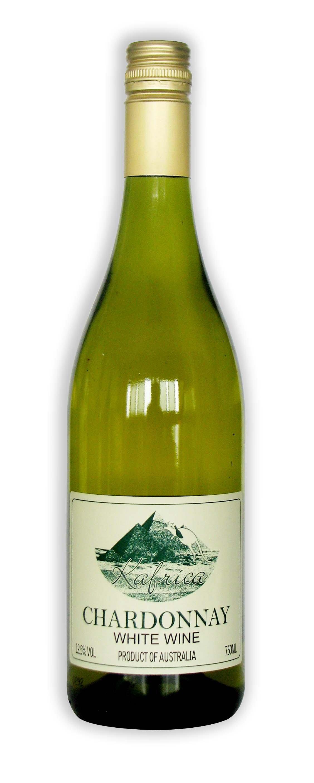 Kafrica Chardonnay Dry White Wine Products Australia