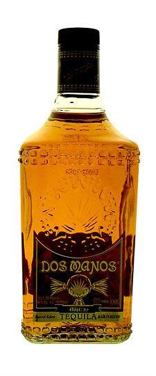 Dos Manos Anejo 100% Agave Tequila 750ml