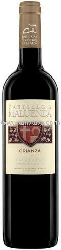 SPANISH WINE - CASTILLO DE MALUENDA CRIANZA 2007