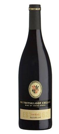 red wine- DU   TOITSKLOOF  SHIRAZ 2006