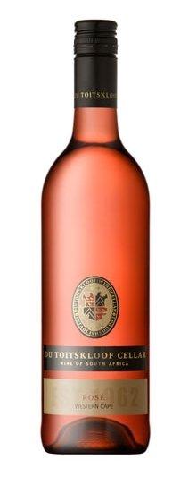 rose wine- DU TOITSKLOOF ROSE 2008