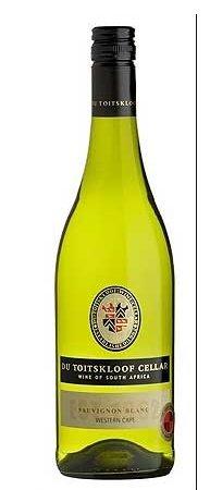 white wine- DU TOITSKLOOF SAUVIGNON BLANC 2009