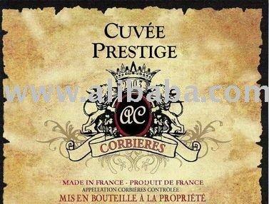Cuvee Prestige a superb Vin de Pays Red Wine
