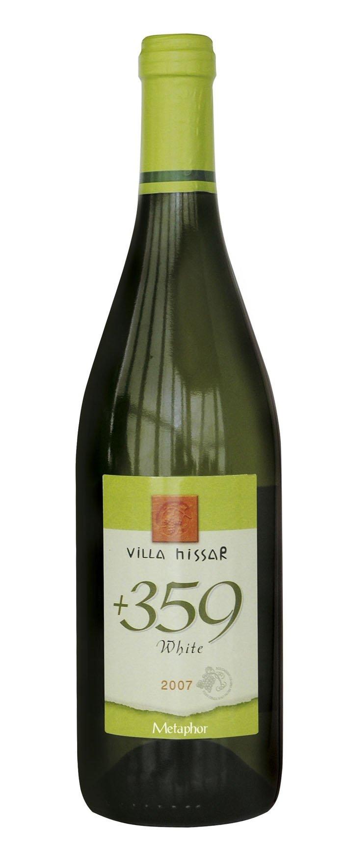 White Metaphor Wine