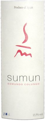 Sumun Tempranillo 2004 Red Wine
