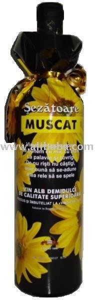 Muscat - Wine White Semisweet